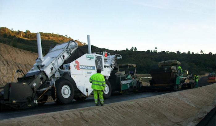 OCA participa en la construcción y conservación de infraestructuras